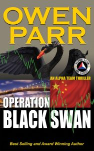 Operation Black Swan by Owen Parr