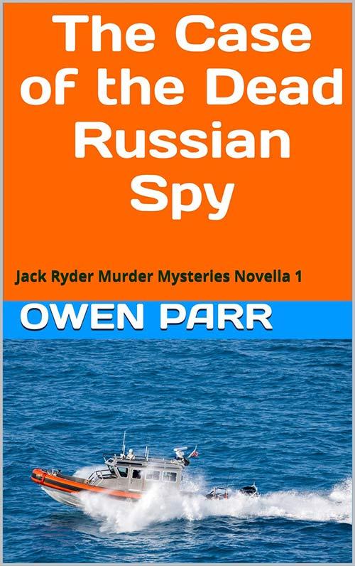Case of the Dead Russian Spy