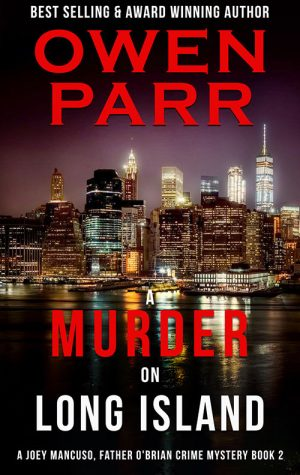 A Murder on Long Island - novel