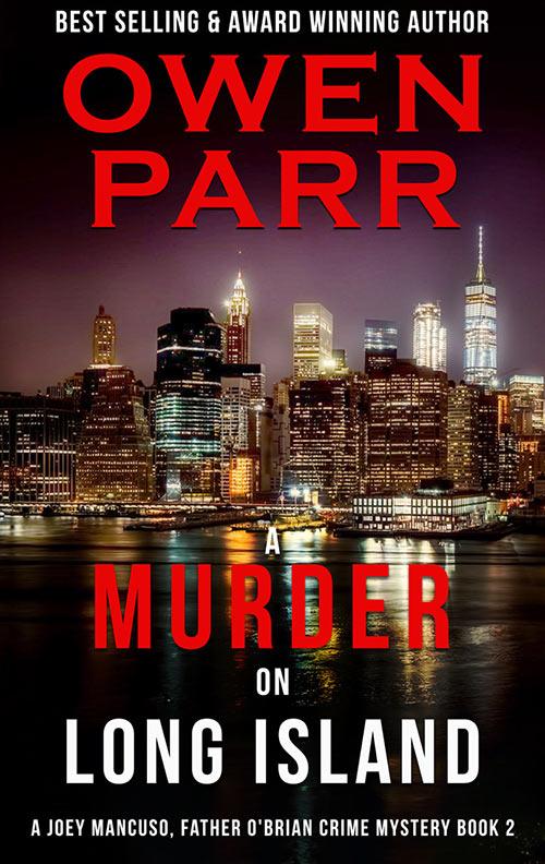 A Murder on Long Island - novel