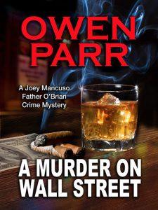 A Murder on Wall Street - novel