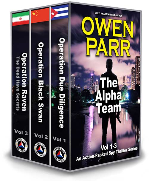 Alpha Team series v.1-3
