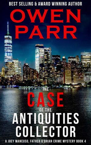 The Case of the Antiquities Collector - novel