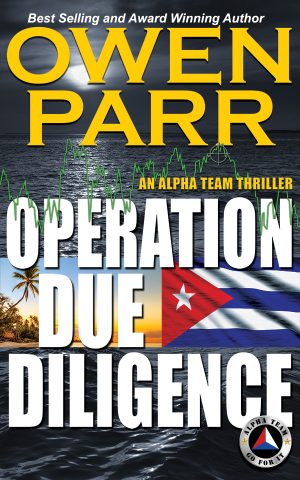 Operation Due Diligence - Owen Parr